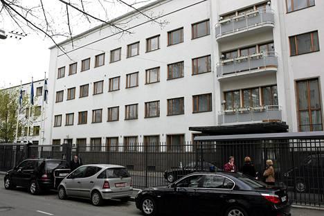 Suomen suurlähetystö Moskovassa