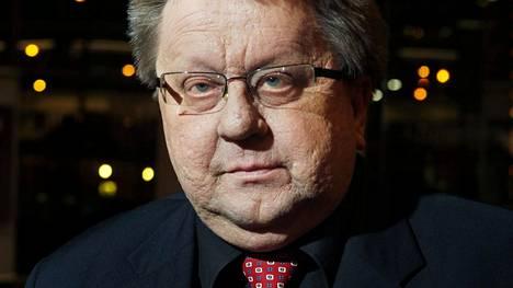 Pekka Hyvärinen vuonna 2009.