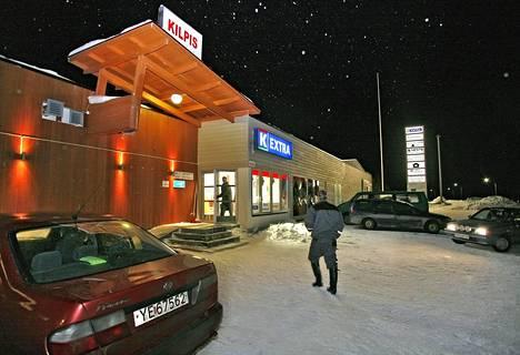 Alkon myymälä on tulossa Kilpishalliin, jossa nyt on jo muun muassa huoltoasema ja K-kauppa.