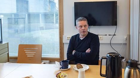 Pekka Kopra on Westas Groupin toimitusjohtaja.