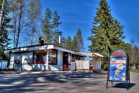 Pietolan grilli ehti toimia Järvenpään Jampassa vajaat neljä vuotta.