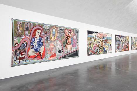 Grayson Perryn näyttely päättyy sunnuntaina.