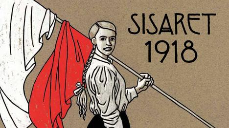 Yhdentoista tekijän albumi Sisaret 1918 voitti vuoden 2019 Sarjakuva-Finlandia-palkinnon.