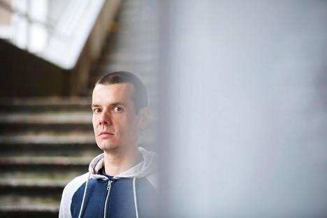 HS:n kirjailijapalkintoehdokas Ossi Nyman sanoo olevansa ylpeä herättämästään keskustelusta.