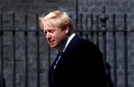 Britannian pääministeri Boris Johnson on tehnyt selväksi, että sopimus allekirjoitetaan vain, jos EU suostuu Britannian vaatimiin järjestelyihin Irlannin rajalla.