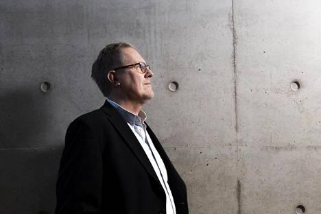 Vuoden professori Karl-Erik Michelsen on huolissaan innovaatioiden hiipumisesta.