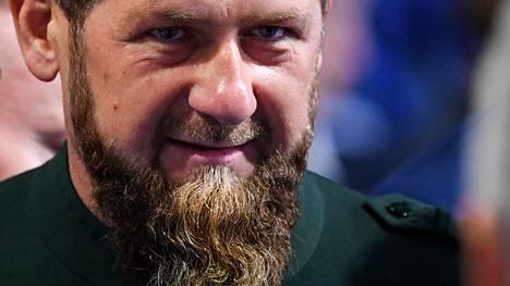 Ramzan Kadyrov on hallinnut Tšetšeniaa Moskovan puolesta käytännössä vuodesta 2004 lähtien.