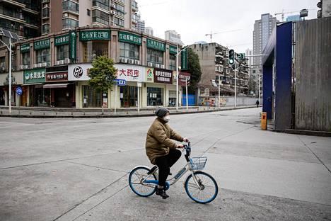Wuhanin kaupunki on ollut eristettynä jo kaksi viikkoa koronaviruksen vuoksi.