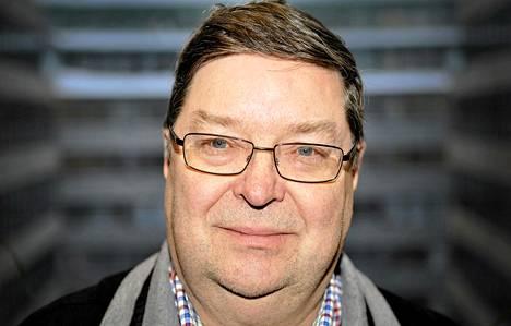 Elinkeinoelämän keskusliiton lakiasiainjohtaja Lasse Laatunen.
