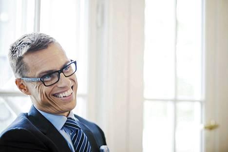 Pääministeri Alexander Stubb on ylpeä Suomen EM-kisajoukkueesta.
