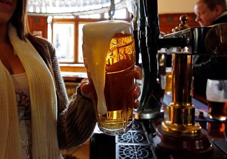 Britanniassa suunnitellaan siirtymistä alkoholin vähimmäishinnoitteluun.