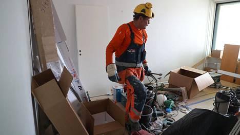 Kunnossapitotarveselvityksestä ilmenee taloyhtiön korjaustarve viidelle vuodelle, esimerkiksi putki- ja julkisivuremontit.
