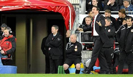 Malky Mackayn viimeisekasi otteluksi Cardiffin peräsimessä jäi tappiollinen Southampton-peli.