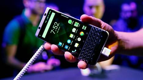 Blackberryihin asennettujen salausohjelmien avulla rikolliset ovat pystyneet viestimään niin, etteivät viranomaiset ole päässeet käsiksi tietoihin.