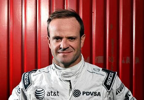 Rubens Barrichello ajoi kaudella 2011 Williamsilla.