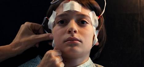 Will Byers (Noah Schnapp) on yksi sarjan päähahmoista.