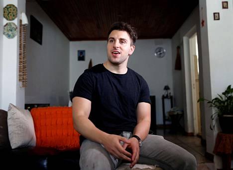 Airbnb:n toimitusjohtaja Brian Chesky on myös yksi loma-asuntoyhtiön perustajista.
