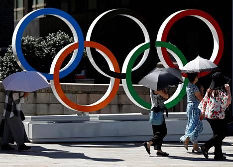 Tokiossa järjestetään kesäolympialaiset ensi kesänä. Viranomaiset varautuvat jo nyt tartuntatautien leviämiseen.