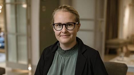 Pirita Virtanen hankki sovittelukokemusta Yhdysvalloista ennen oman yrityksen perustamista.