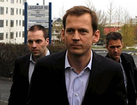 Kaupthingin entisen toimitusjohtajan Hreidar Mar Sigurdssonin saamien tuomioiden yhteismitta on tällä hetkellä kuusi vuotta.