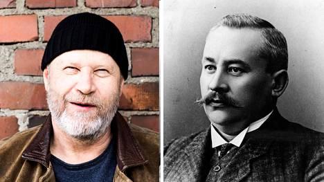 Markku Pölönen ja Oskar Merikanto.