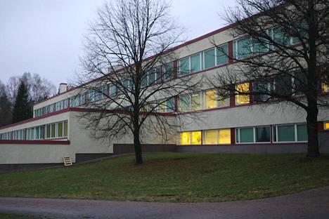 Vantaankosken koulu suljetaan kolmen vuoden kuluttua.