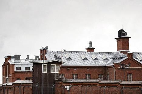 Helsingin vankila Sörnäisissä Helsingissä kesäkuussa 2019.