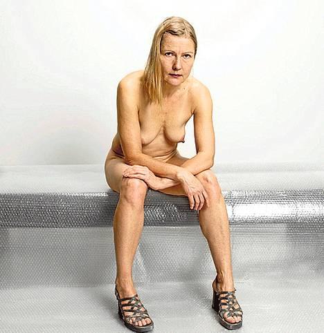 Paula Tuovisen Blondi-teos on tulossa uusintana Kiasmaan.