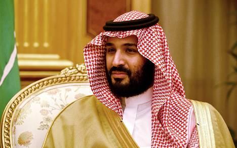 Saudi-Arabian kruununprinssi Muhammed bin Salman