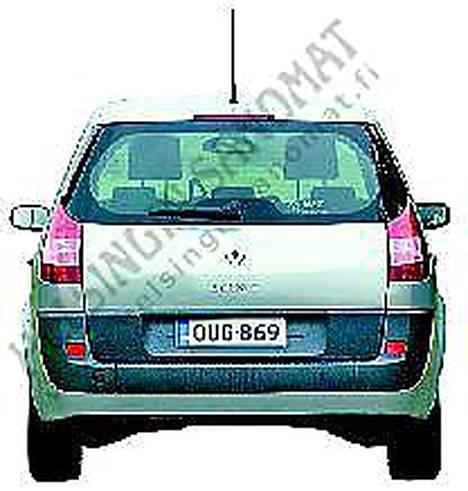 Renault Grand Scénic 1.9 dCi Diesel Confort Dynamique
