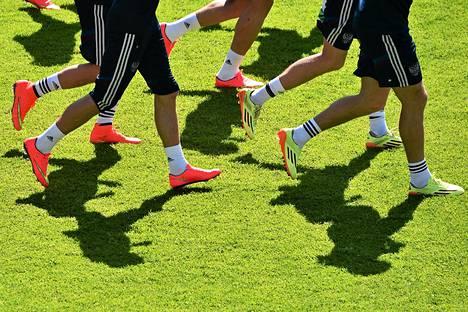 jalkapallon MM-kisat järjestetään Venäjällä vuonna 2018.
