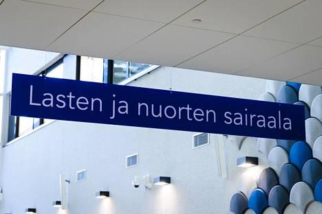 Uusi osasto halutaan muiden osastojen lähelle Taysin lasten ja nuorten sairaalassa Tampereella.