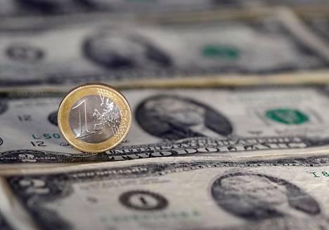 Euron kurssin muutos on suurin, mitä sen dollarikurssissa on nähty moneen vuoteen.