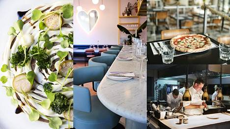 Helsingistä on tullut monipuolinen ravintolakaupunki.