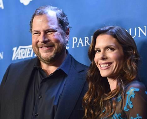 Salesforcen perustaja Marc Benioff ja hänen vaimonsa Lynne Benioff aikovat ostaa Time-lehden.