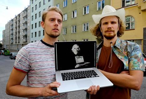 Kalevauva.fi inspiroituu verkkokeskusteluista.