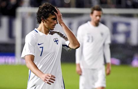Roman Eremenko sai Uefalta kahden vuoden pelikiellon kokaiinikäryn takia.