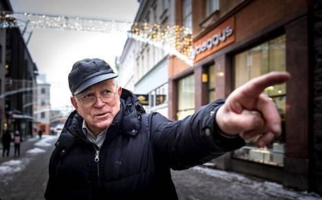 Viron entisen pääministerin Andres Tarandin mukaan aika näyttää, mitä Jüri Ratas oppi hallitustaipaleellaan.