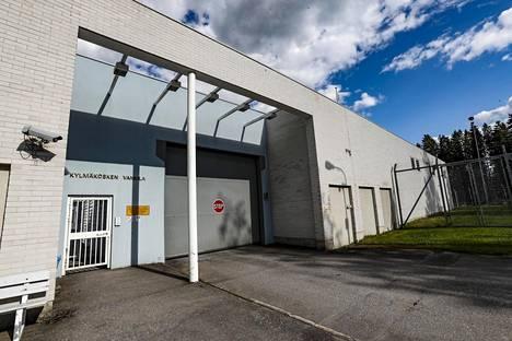 Kylmäkosken vankila sijaitsee Akaassa.