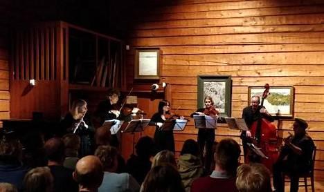 Halosenniemen konsertista on tullut jo perinne.