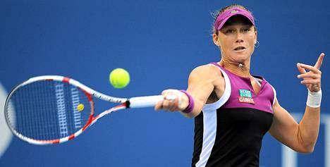 Samantha Stosur voitti Serena Williamsin Yhdysvaltain  avointen finaalissa.