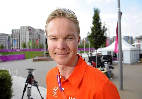 Jussi Veikkanen voitti taas Suomen mestaruuden.