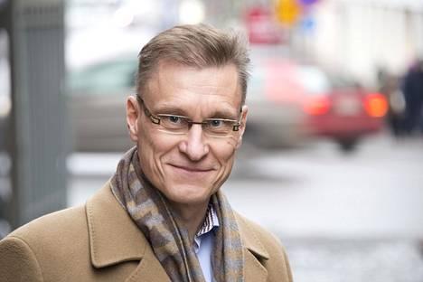 Juha Kostiainen työskentelee rakennusyhtiö YIT:ssä kaupunkikehityksestä vastaavana johtajana.