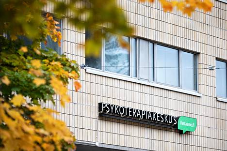 Psykoterapiakeskus Vastaamon Pasilan-toimipiste Länsi-Pasilassa.