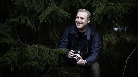 """""""Moni retki olisi jäänyt tekemättä ilman kameraa"""", sanoo luontokuvaaja Juho Rahkonen."""