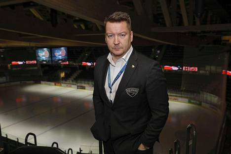 Tomi-Pekka Kolu.