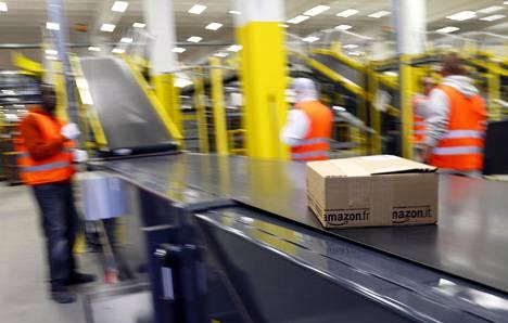 Amazon on yksi niistä amerikkalaisyrityksistä, jotka vannovat tasa-arvon ja monikulttuurisuuden nimiin.