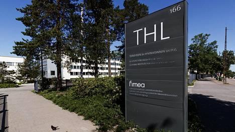 Terveyden ja hyvinvoinnin laitoksen (THL) mukaan koko Suomessa on todettu yhteensä 7 262 koronavirustartuntaa.