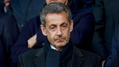 Nicolas Sarkozy toimi Ranskan tasavallan presidenttinä vuosina 2007–2012.