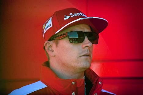Kimi Räikkönen oli tyytyväinen Jerezin testeihin.